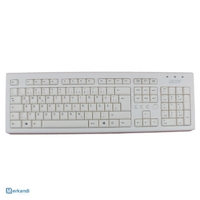 Клавиатура Acer PR1101U White USB