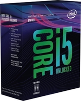 Процессор Intel Core i5-8600K 3.6 GHz BOX (без кулера)