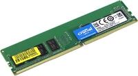 Оперативная память Crucial (4 Гб x 1) DIMM DDR4 2400 МГц
