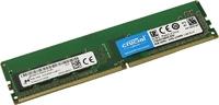 Оперативная память Crucial (8 Гб x 1) DIMM DDR4 2400 МГц