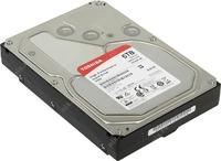 Жесткий диск Toshiba X300 6 TB HDWE160UZSVA SATA