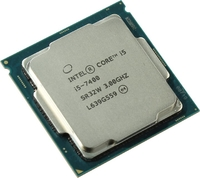 Процессор Intel Core i5-7400 3.0 GHz