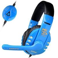 Наушники с микрофоном Somic G927YY Dream 7.1