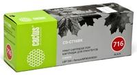 Картридж Cactus CS-C716BK