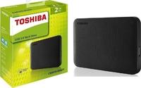 Внешний жесткий диск 2TB Toshiba Canvio READY [HDTP220EK3CA]
