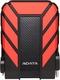 Внешний жесткий диск 1TB A-Data HD710 Pro [AHD710P-1TU31-CRD]