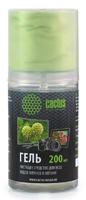 Чистящий набор (салфетки + гель) Cactus CS-S3004 для экранов и оптики 1шт 20x23см 200мл