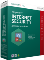 Антивирус Kaspersky Internet Security 2ПК / 1 год.